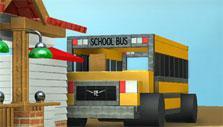 Build beautiful buildings in Roblox