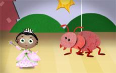 Princess Prestos: Spectacular Spelling Play