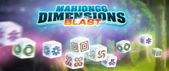 Mahjong Blast - Play The Original 3D Mahjong Game!