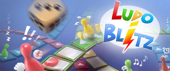 Ludo Blitz - Roll that dice and see where it takes you.