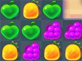Matching Fruits in Tasty Treats