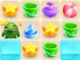 Angry Birds Match gameplay