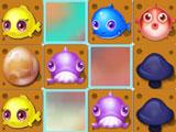 Various victory conditions in Charm Fish Mania