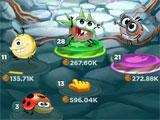 Best Fiends Forever wrecking slugs