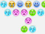 Gameplay in Emoji Pop