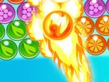 Shoot amazing Fireballs on Bubble Island!
