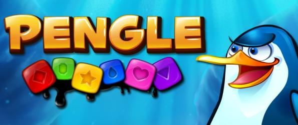 Pengle - Match the coloured blocks and save Pengles friends in this free Facebook Game.