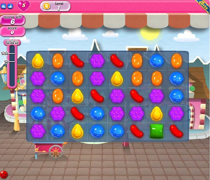 candy crush saga gratis
