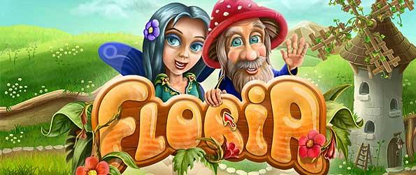 Floria - Dwell into the magical world of Floria and set abound to recover its lost jewels to revive the glory of the land.