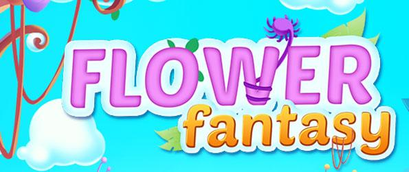 Flower Fantasy - An exciting Match 3 game for the casual gamer.