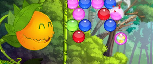 Bubble Carniball - Shoot down as many balls as you can within the time limit.
