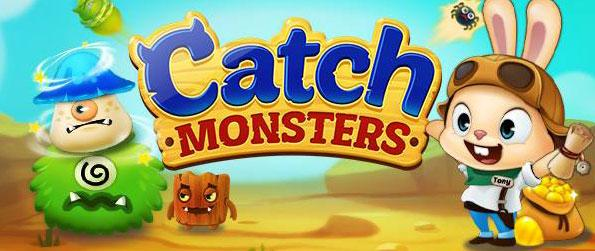 Catch Monsters - Play the role of a detective bunny, as you chase down on a monster that stole your client's golden carrot treasure in Catch Monsters!