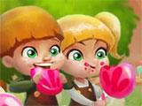 Hansel and Gretel in Fairy Tale Twist