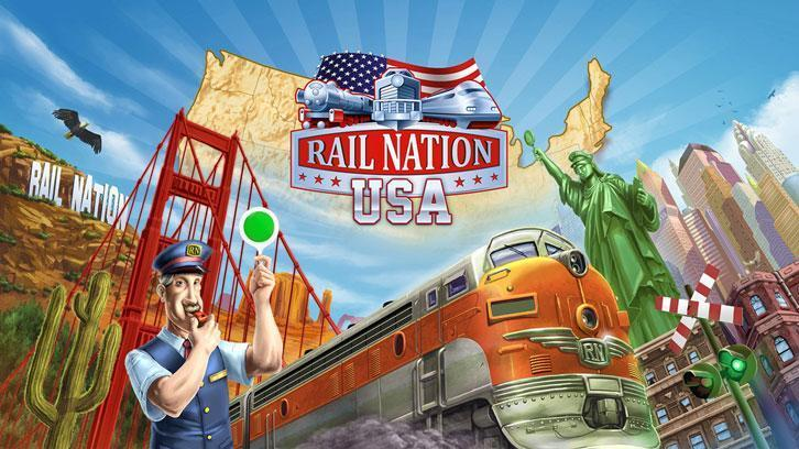 Rail Nation: The USA Scenario Evolves