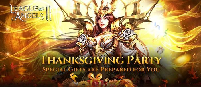 Tons of Free Gifts Await You in League of Angels II