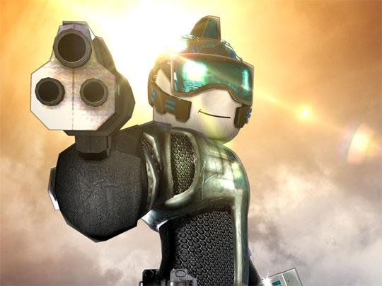 Build your Own Shooter in Roblox
