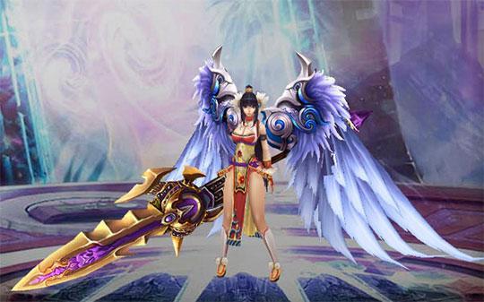 Wield Mighty Weapons in Celestial Dynasty