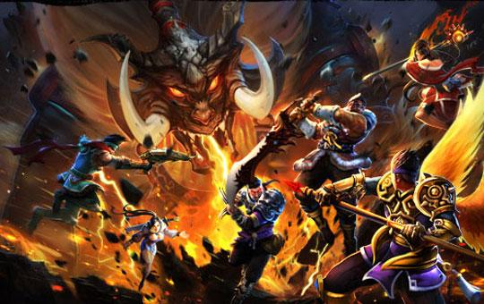 Enter the Battle in Celestial Dynasty