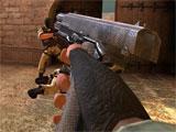 Shooting the Enemies in Counter Terrorist-SWAT Strike