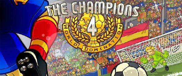 Champions League 2017 - Compete against the champions of the world in Champions League 2017.