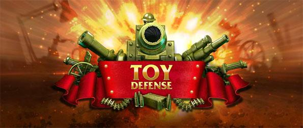 Toy Defense - Control your troops and defend your base in this brilliant free Facebook game.