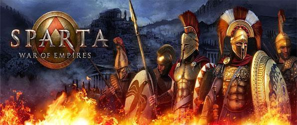 Sparta: War of Empires - March to war as the Spartans in this stunning MMO Strategy Game.