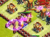 Castle Clash Battle