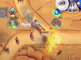 Gameplay for Toy Defense: Sci Fi