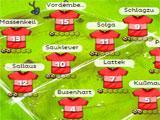 Campo Kickers Team Selection