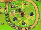 Surging Enemy Units in Royal Defense