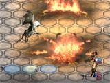 Might and Magic Heroes Online intense match