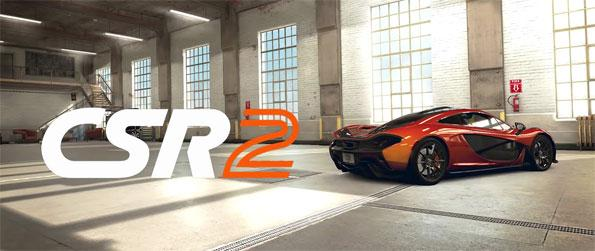 CSR Racing 2 - Master the art of drag racing in this thrilling game and beat your arch rivals in this amazing-looking game, CSR Racing 2!