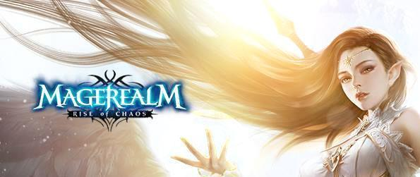 Magerealm: Rise of Chaos - Enjoy a brilliant new MMORPG where you can save the world from the destruction raining down on it.