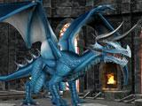 The dragon, Zin, in War Dragons