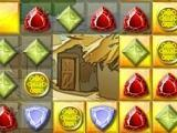 Play different levels in Jewel Ventures