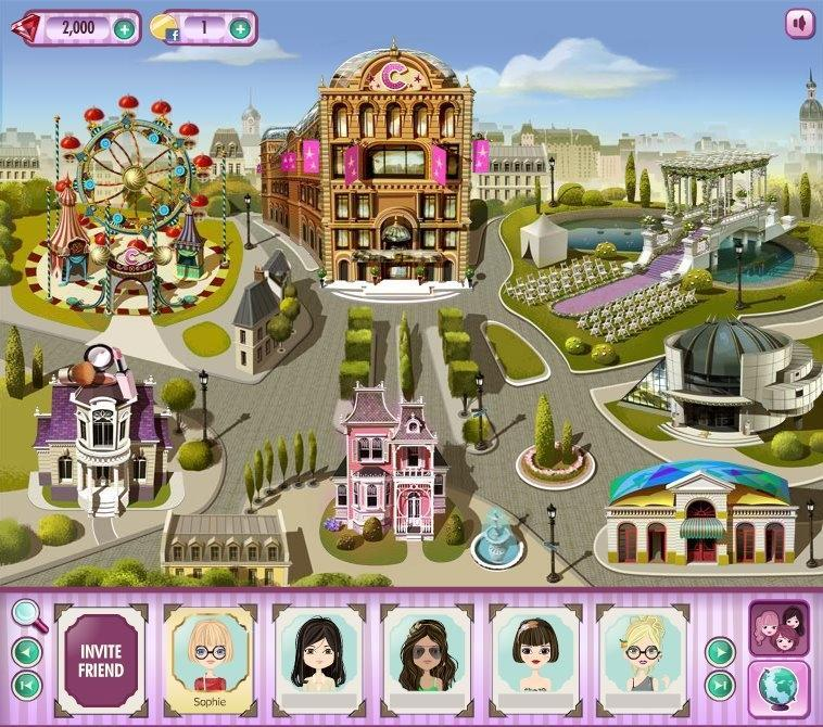 dating games for girls like my candy love game online now