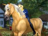 We Love our Star Stable Horse