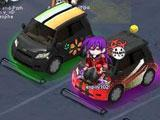 Car Racing in Gaia Online