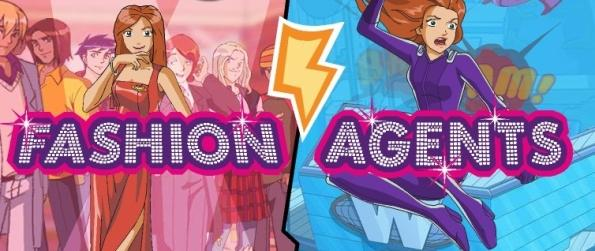 Totally Spies! Fashion Agents - Save The World In Totally Spies! Fashion Agent