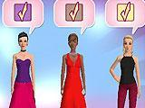 Fashion Solitaire Level Objectives
