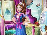 Startup Scene in Princess Doll Tailor