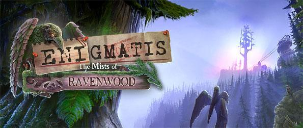 Enigmatis: The Mists of Ravenwood - Take the next step on this fabulous and dark journey through the world of Enigmatis as you explore the mysterious Ravenwood.