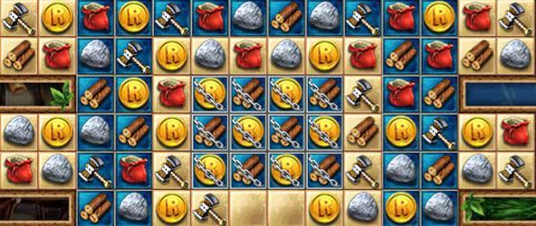 Cradle of Rome - Enjoy a fantastic match 3 experience, build the empire of Rome and enjoy stunning games along the way.