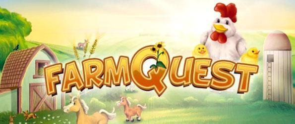 Farm Quest - Build your farm, own pets and feed your animals in this amazing new game.