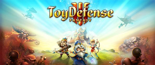 Toy Defense 3 - Fantasy - Defend your castle with magic and more in a fabulous tower defense game.