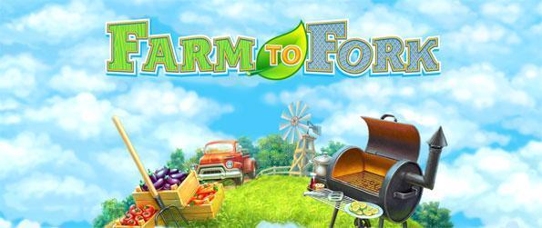 Farm to Fork - Enjoy a fun time management game where you run a restaurant and farms!