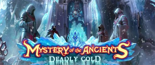 Mystery of the Ancients: Deadly Cold - Save your friend from the ruthless ice giants in a stunning hidden object adventure.
