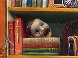 A Puppeteer's Shelf in Puppet Show: Destiny Undone