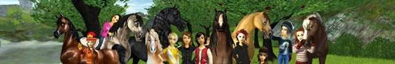 Pferde Spiele Online - Star Stable Friends