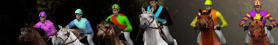 Online Paarden games - Online Horse Racing Games